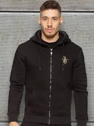 Black Hoodie Mens Designer Eto Mens Designer Black Gold Athletic Hoodie Confirm