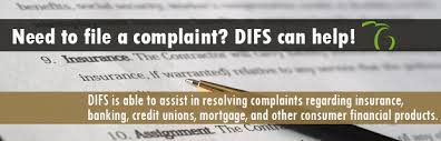 Difs How To File A Complaint With Difs