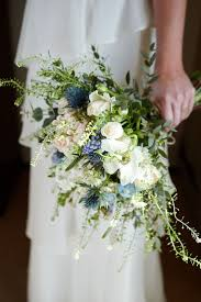 Whimsical Natural Wild Bouquet Flowers Bride Bridal Thistle White Green  Quaint Rustic Seaside Windmill Wedding Norfolk