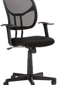 comfortable office chair. Perfect Chair Amazonbasicsmidbackmeshchair And Comfortable Office Chair A