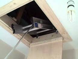 loft hatch. new wooden loft hatch w h