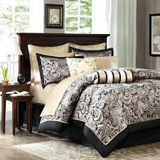 black and cream duvet covers park collection black silver black and cream double duvet covers