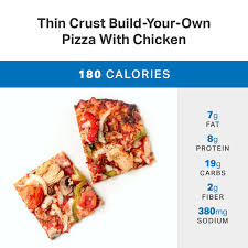why it made the cut each serving has fewer than 200 calories 3 grams of saturated fat and 400 mg sodium which is hard to e by in restaurant pizza