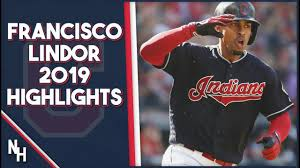 Francisco Lindor 2019 Highlights - YouTube