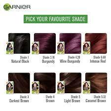 garnier color naturals crème hair