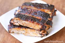 oven baked ribs so tender healthy