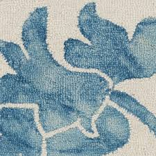 area rugs chiyah idfl4761 fl rug turquoise ivory contemporary area rugs by arearugs