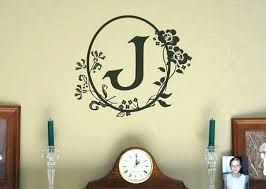 wall decals letters wall decals letters wall decals letters also image of monogram for nursery writing
