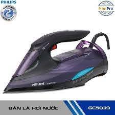 Bàn Ủi Hơi Nước chống cháy Philips GC5039