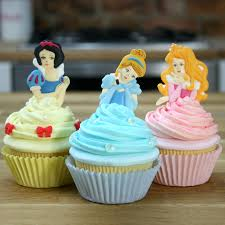 Edible Birthday Cake Decorations Michaels Disney Princess Toppers