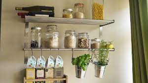 Kitchen Wall Shelf How To Design A Creative Kitchen Wall Shelves So That Has