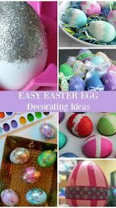 Easter Egg Designs Ideas 6 Easy Easter Egg Decorating Ideas Easter Easter Eggs