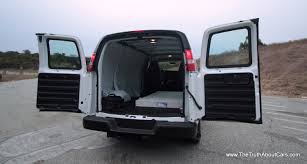 Commercial Week Day Two Review: 2012 GMC Savana and Chevrolet ...