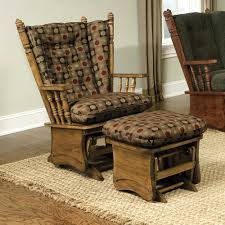 comfy glider rocking chair for your interior decor glider rocking chair ottomans rocking