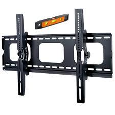 30 50 inch universal tilt plasma led lcd tv wall mount bracket 60kg black