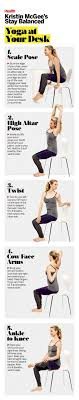 126 best office yoga images on office workouts 21 charts that ll help you get in shape when you re lazy af desk workoutexercise
