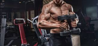 Dumbbell Exercises For Men Chart 6 Dumbbell Chest Exercises 3 Workouts To Get Ripped