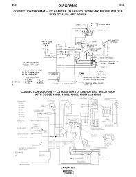 lincoln sae 400 wiring diagram lincoln wiring diagrams description diagrams cv adapter lincoln electric cv adapter im309 d user manual page 34 46 lincoln sa200 wiring