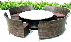 patio round sofa home and furniture appealing circular outdoor furniture in patio interesting round couch circular patio round sofa