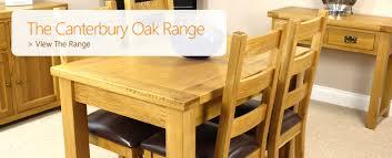 canterbury oak dining table canterbury oak furniture free delivery oak furniture kent and free
