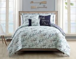 starfish bedding set in a bag best coastal and beach bed