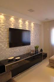 furniture design for tv. living room i like the textured wall with tv and how it shows that you donu0027t have to do whole as well furniture design for t