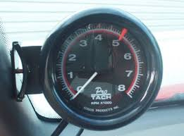 how to install a tachometer in a ford f tachometer installed