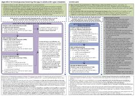 Non Insulin Diabetes Medication Chart Nice Type 2 Diabetes Guideline Nice Guideline Guidelines