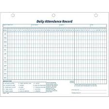 Employee Attendance Sheet Template Excel Format In Free Download ...