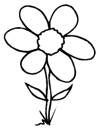 Small Picture Spring Flowers Coloring Pictures Printable Things Pinterest