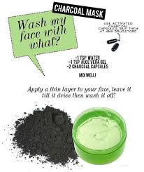 the 25 best diy charcoal mask ideas on charcoal mask charcoal face mask diy and charcoal face mask