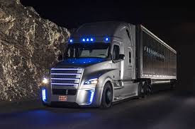 freightliner trucks interior. freightliner inspiration truck interior at night trucks