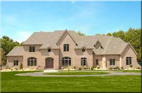 Custom Built Homes Architecture .