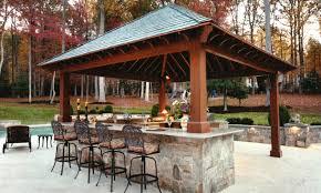 Outdoor Kitchen Bar Plans Decor Design Ideas Pictures Photos Of