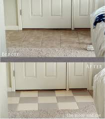 Plastic Floor Tiles Kitchen Floor Painting A Guide To The Whats And Hows Of Painting Your Floor
