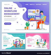 Workflow Design Online Online Workflow Management Conference Meeting