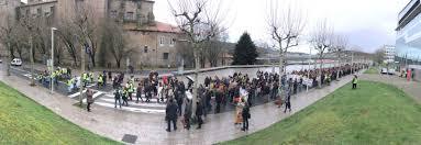 Resultado de imagen de manifestación santiago 25 xaneiro