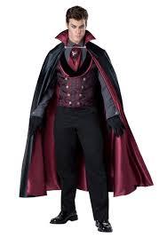 Liebenswert Mens Nocturnal Count Vampire Costume