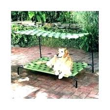 Pet Canopy Bed Best Outdoor Dog Bed Pet With Canopy Beds Ideas On ...