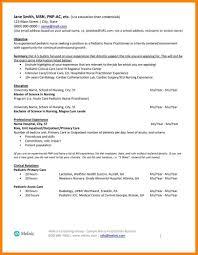 Professional Goals List Goal Statement For Nurse Practitioner Graduate School