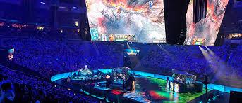 a day at the dota 2 ti 2017 grand finals nvidia shield blog