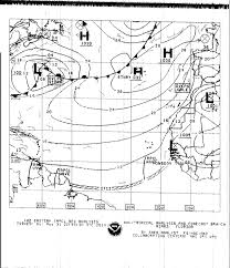 Tropical surface analysis w half