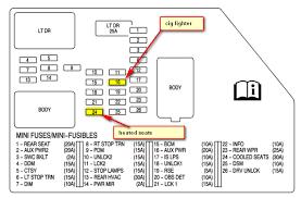 2006 cadillac srx fuse box diagram vehiclepad 2004 cadillac 2010 cts fuse box diagram 2010 database wiring diagram images