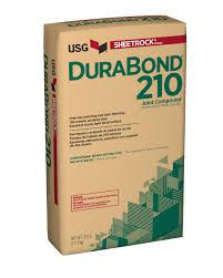 exterior joint compound. usg sheetrock® brand durabond® joint compound | durabond 20, 45, 90 exterior