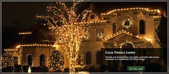christmas tree lighting ideas. Twinkling Christmas Tree Lights Outdoor Ideas For The Roof Twinkle Lighting