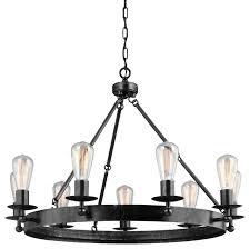 berlin 9 light chandelier