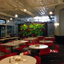 hire office nvidia office cafe mural san francisco graffiti artist for hire