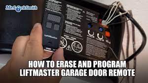 program liftmaster garage door remote