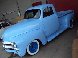 1954 Chevy Truck - Yaril's Customs