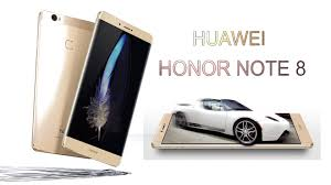 huawei honor note 8. huawei honor note 8 is official